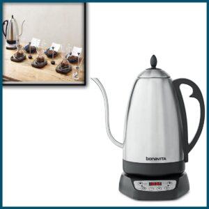 Bonavita 1.7L variable temperature control kettle
