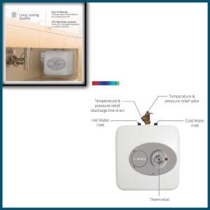 Bosch Electric Mini-Tank Water Boiler