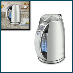 Cuisinart CPK-17 Cordless Electric Water Boiler-min