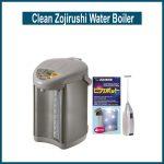 Clean Zojirushi Water Boiler