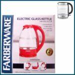 Farberware Electric Glass Kettles
