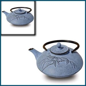 Old Dutch Cast Iron Positivity Teapot
