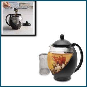 Primula Half-Moon Teapot