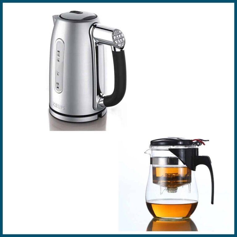 Tea Kettle Vs Teapot