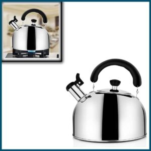 Tea Kettle for Stovetop Whistling Tea Pot