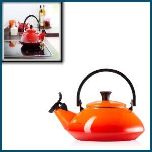 Le Creuset Enamel On Steel Tea Kettle