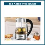 Tea Kettle with Infuser